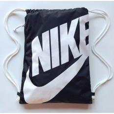 Tas Gymsack Logo Nike Black - Ddbhex