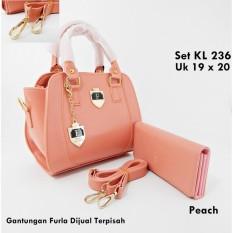 Tas Handbag Wanita - 2in1 Frl Lokal