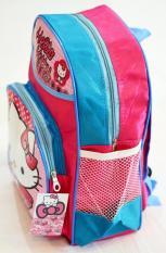 Tas Hello Kitty Sansan Wawa ransel sekolah anak perempuan TK playgroup