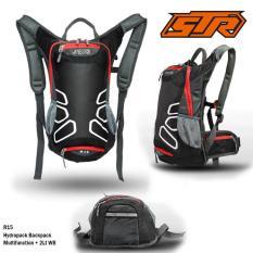 Tas Hydrobag STR R15 Multifunction hydropack tas sepeda plus water blader 2 liter