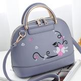 Spesifikasi Tas Import Wanita Zgm1030 Blue Yg Baik