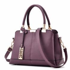 Tas Import Wanita Zgm814 Purple Original