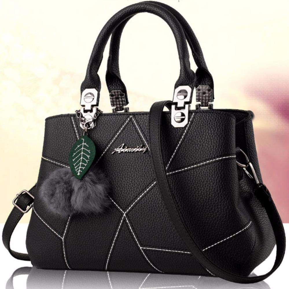 Tas Import Wanita Fashion Black - Daftar Update Harga Terbaru dan ... b77fe6f493