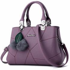 Beli Tas Import Wanita Zgm892 Purple Tas Import Murah