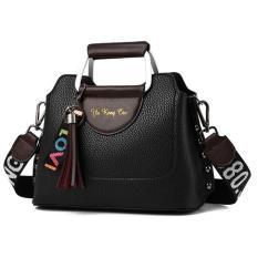 Beli Tas Jinjing Hand Bags Wanita Import Murah Terbaru Cp 113 Black Baru