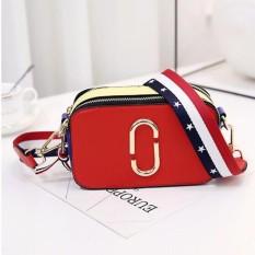 Toko Tas Korea Impor Terbaru P7025 Red Tas Fashion Tas Import Tas Wanita Murah Terlengkap