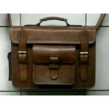 Jual Tas Kulit Selempang Pria Leather Bag Handmade Import