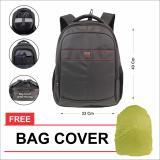 Toko Polo Classic 2801 21 Tas Laptop Pria Ransel Backpack Waterproof Tas Pria Tas Wanita Grey Lengkap