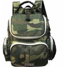 Tas Loreng Army Tentara anak keren branded / Tas sekolah
