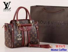 Tas L.V. Viona Sintetis Leather Semprem WC W3571