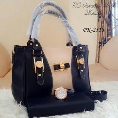 Tas Murah / Tas Wanita / 2518 +Bonus Asesories / tas kerja wanita / tas selempang wanita / tas wanita model terbaru murah