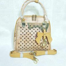 tas pesta tas mewah tas ransel multi fungsi bisa jinjing selempang tote bag made in hongkong