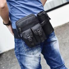 Tas Pinggang Tactical Army Dengan Tempat Botol Black Di Dki Jakarta