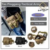 Model Tas Pinggang Tas Army Tas Samping Waist Bag Import Terbaru