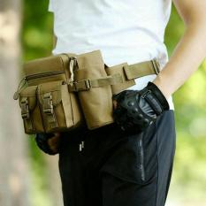 Toko Tas Pinggang Waistbag Pria Army Import Tas Selempang Wanita Tactical Terlengkap
