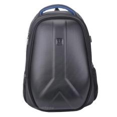 Toko Tas Punggung Ransel Backpack Tas Sekolah Travel Bag 3P Pathfinder Black Lengkap Di Dki Jakarta