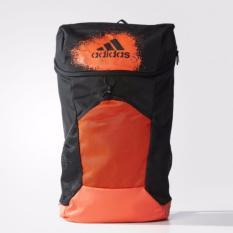 Tas Ransel Adidas X 16.2 Backpack Original S94746 Hitam Orange