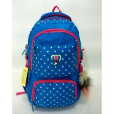 Tas Ransel Alto _72980A-1 Fanta Original import + Waterproof Raincoat