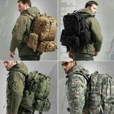 Spesifikasi Tas Ransel Army 023 Tas Loreng Tas Gunung Tas 1 Set Tas Bongkar Pasang Tas Santai Dan Harganya