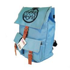 Spesifikasi Tas Ransel Backpack Karakter Shine World Terbaik