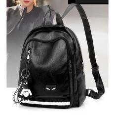 Tas Ransel / Backpack Punggung Wanita Remaja Import Kulit CS-BW38