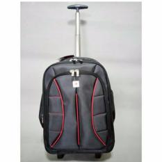 Harga Tas Ransel Pria Backpack Trolley Polo Clasick 1943 22 Zv Black Tas Ransel Backpack Trolly Travel Jumbo Zv Termahal