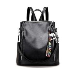 Tas Ransel / Backpack Wanita Import Murah Terbaru CP 134 BLACK