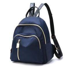 Ulasan Tas Ransel Backpack Wanita Import Murah Terbaru Cp 384 Blue