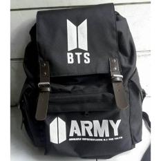 tas ransel bts kpop bangtan boys backpack army