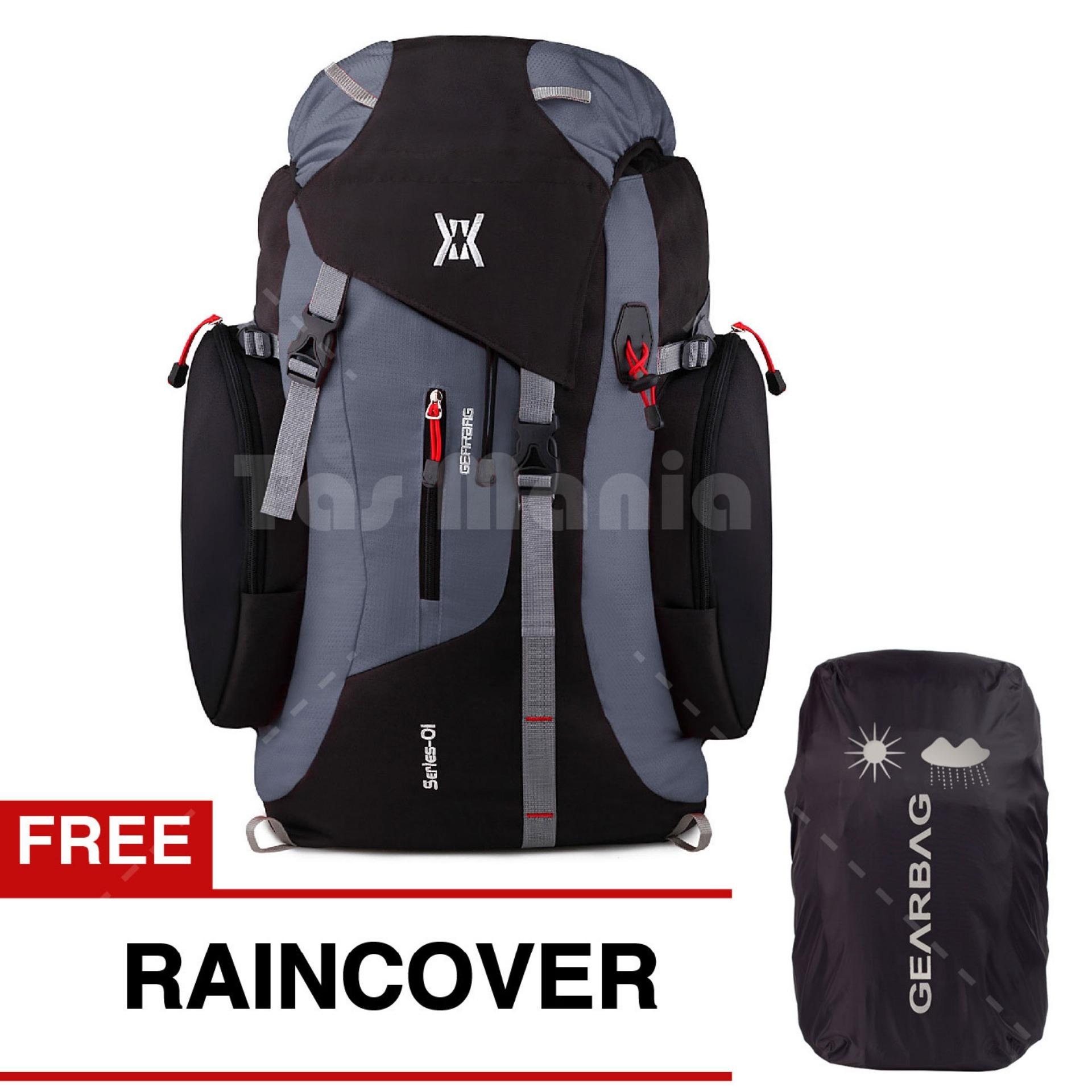 ... Aluz SG1 Tas Selempang Pria Keren Denim waterproof Dark Grey Source New Smart Cossbody Bag Source