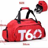 Cara Beli Tas Ransel Dan Duffel Gym Bag Tas Gym Tas Olahraga Merah