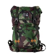 TAS RANSEL DAYPACK PRIA ARMY EDITION by G-SHOP