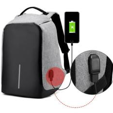 Harga Tas Ransel Fashion Backpack Anti Maling Unisex Bag Anti Theft Original