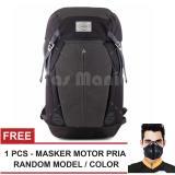 Ulasan Tas Ransel Gear Bag Daypack Diario Rhinos 2 Outdoor Tas Laptop Backpack Dark Grey Free Masker Motor Pria Tas Pria Tas Kerja Tas Messenger Tas Slempang Tas Fashion Pria