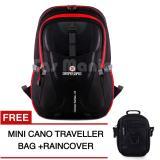 Diskon Tas Ransel Gear Bag Scorpion X87 Tas Laptop Backpack Black Red Raincover Free Tas Selempang Mini Cano Traveller Tas Pria Tas Kerja Tas Messenger Tas Slempang Tas Fashion Pria Gear Bag Jawa Barat