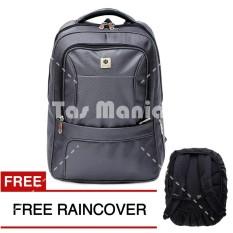 Harga Tas Ransel Gear Bag Silver Surfer Edition Tas Laptop Backpack Free Raincover Tas Pria Tas Sekolah Tas Kerja Tas Fashion Pria Satu Set