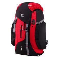 Tas Ransel Gunung MURAH TERBARU ! ! ! Merk H-1902 Gearbag Kamping / Tas Ransel Daypack Kamping Backpack Hiking Bag Merah