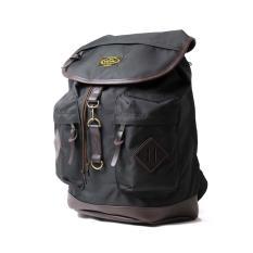 Tas Ransel Laptop Backpack / Tas Travel / Tas Sekolah Kuliah Visval Juno Black