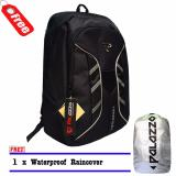 Diskon Tas Ransel Laptop Palazzo 300046 Backpack New Desain Mf Original Black Raincover Palazzo