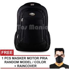 Beli Tas Ransel Polo Usa Black Cobra Tas Laptop Backpack Raincover Free Masker Motor Pria Tas Pria Tas Kerja Tas Sekolah Tas Fashion Pria Pakai Kartu Kredit