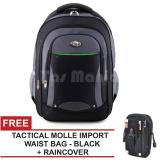 Review Tas Ransel Polo Usa Sheldrake Dailypack Tas Laptop Casual Backpack Black Free Tactical Molle Import Waist Military Tas Pria Tas Kerja Tas Messenger Tas Slempang Tas Fashion Pria