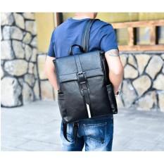 Harga Tas Ransel Pria Impor Tas Kulit Backpack K9015 Branded
