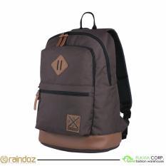 Jual Tas Ransel Pria Ransel Laptop Pria Daily Bag Rdn15 Brown Branded Murah