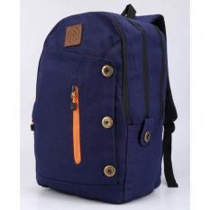 Tas Ransel Punggung Backpack Laptop Pria Wanita k RST 016 RZ