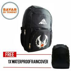 Toko Tas Ransel Sekolah Unisex Pria Dan Wanita Raincover No Brand Dki Jakarta