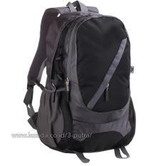 Jual Tas Ransel Tas Punggung Backpack Traveling Backpack Tas Laptop Tas Sekolah 3P New Ransel Black