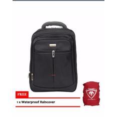 Beli Tas Ransel Tracker 78314 Coklat Raincover Baru