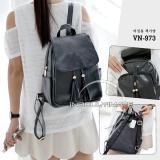 Ultimate Tas Ransel Wanita Vn 973 Tas Cewek Backpack Korea Import Batam Murah Branded Cantik Ultimate Diskon 50