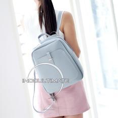Toko Tas Ransel Tas Selempang Tas Jinjing Tas Fashion Wanita Tas Trendy Im Fs Ym 9011 Tas Backpack Gray Terlengkap Jawa Timur