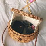 Spesifikasi Tas Rotan Bali Bulat With Lining M Tas Selempang Wanita Tas Selempang Rotan Tas Premium Terbaru Yang Bagus Dan Murah